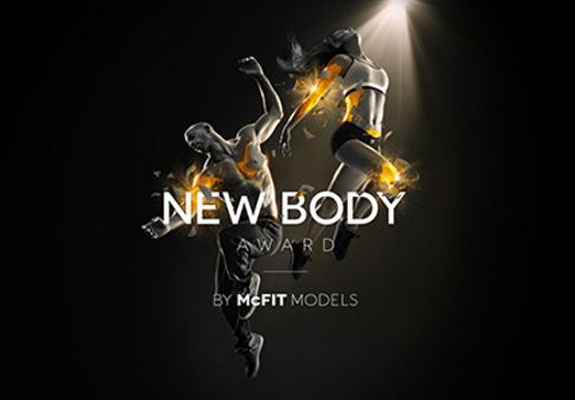 New Body Award by McFit Models | Tempodrom